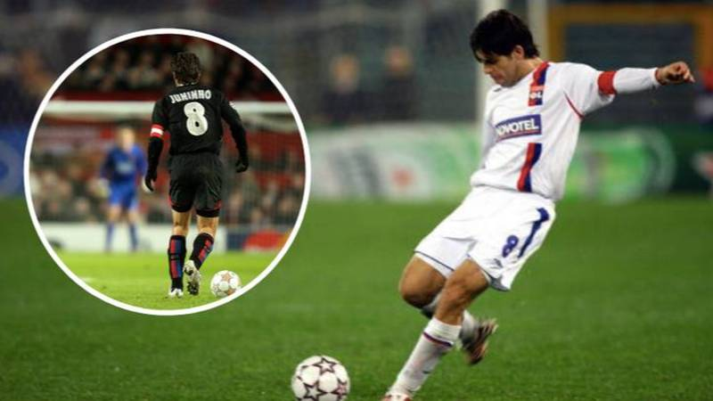 Juninho Pernambucano's Free-Kick Record Was Just Ridiculous