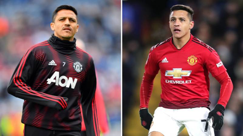 Alexis Sanchez Has Earnt A Reported £8.2 Million Per Manchester United Goal
