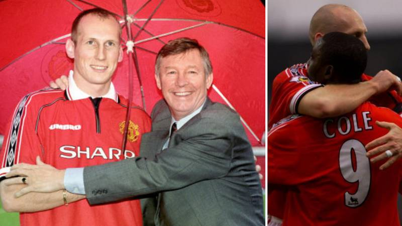 Jaap Stam Reveals Man United Legend Who Tried To Stop The Club From Selling Him
