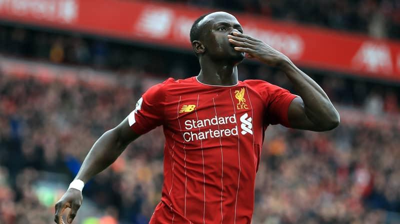 Sadio Mane Wins Sky Sports' Premier League Player Of The Season Poll