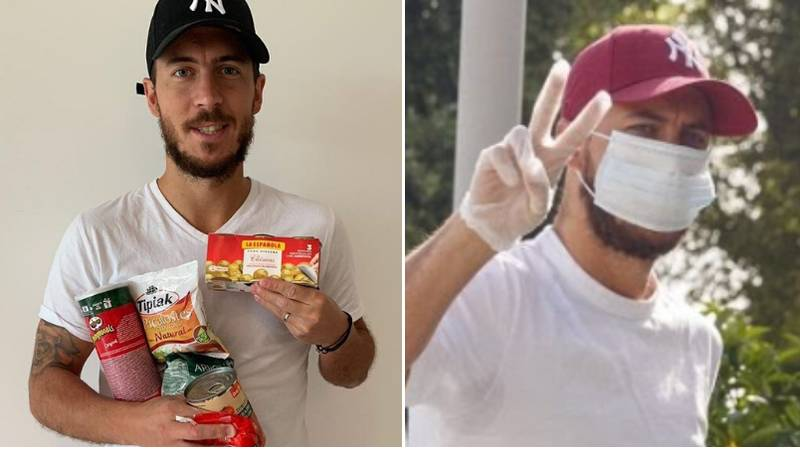 Eden Hazard Has Returned To Real Madrid 'Like An Airplane' After Incredible Body Transformation