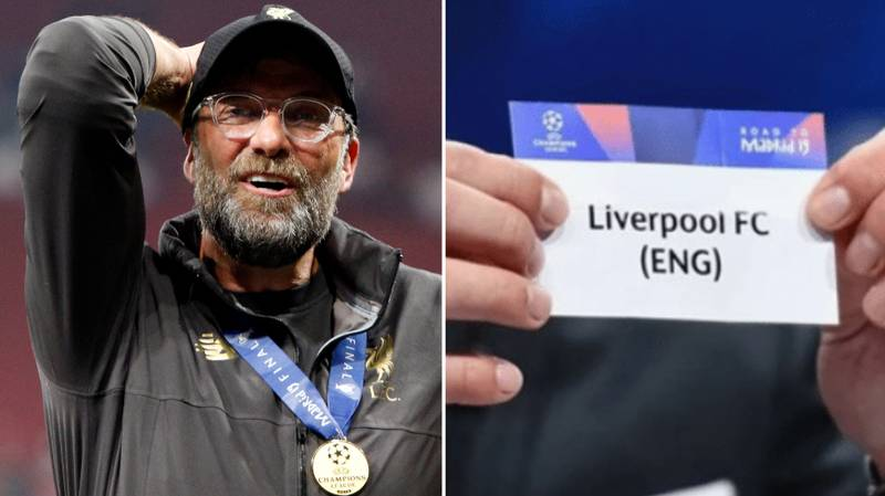 Liverpool Could Land Real Madrid And Inter Milan In Champions League Worst Case Scenario