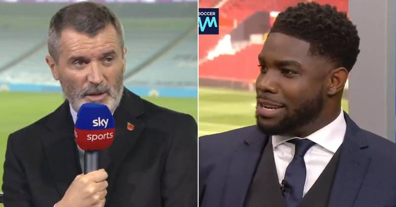 Roy Keane and Micah Richards' Love/Hate Relationship Is The Best Thing About Football Punditry