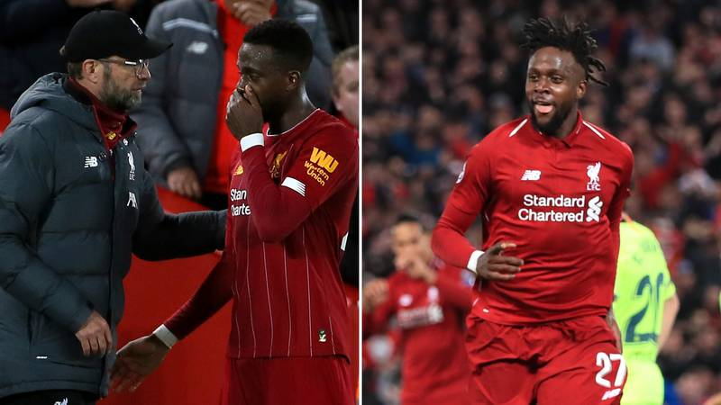 Divock Origi Reveals Failed Text Message He Sent Jurgen Klopp After 2018 Champions League Final