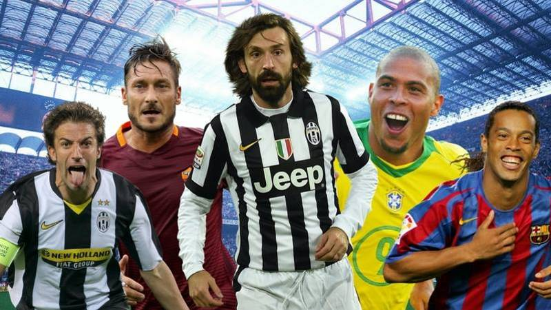 Andrea Pirlo's Testimonial Match Just Got Bigger And Better