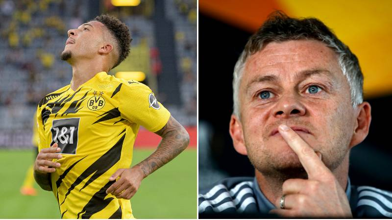 Manchester United Dealt Major Blow In Their Attempts To Sign Jadon Sancho