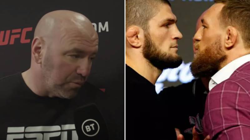 Dana White Hints Conor McGregor May Not Fight Again In 2020