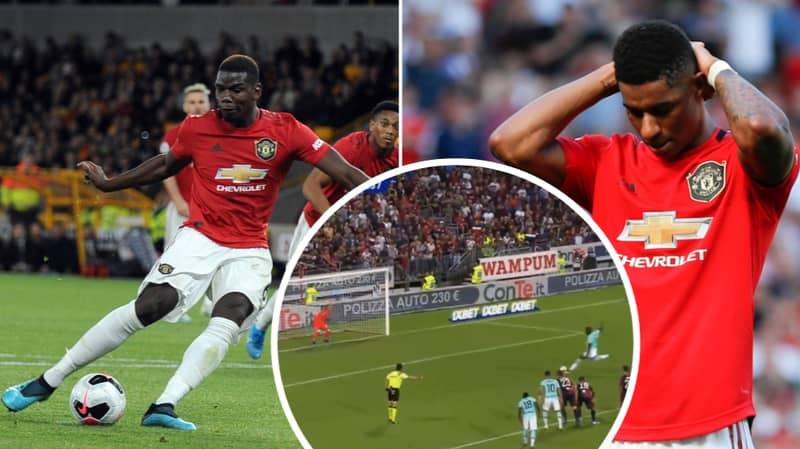 Romelu Lukaku Scores Penalty For Inter Milan, Fans Immediately Point Out The Irony