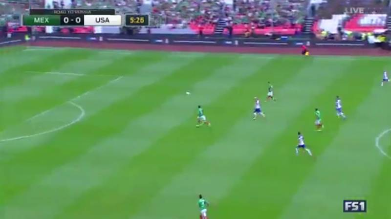 WATCH: Michael Bradley Scores Sublime 40-Yard Chip Against Mexico