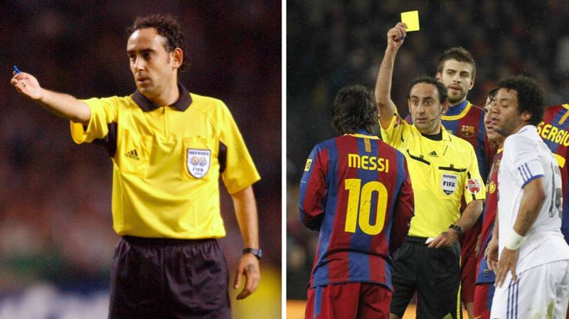 Former La Liga Referee Claims 90% Of Spanish Referees Are From Madrid