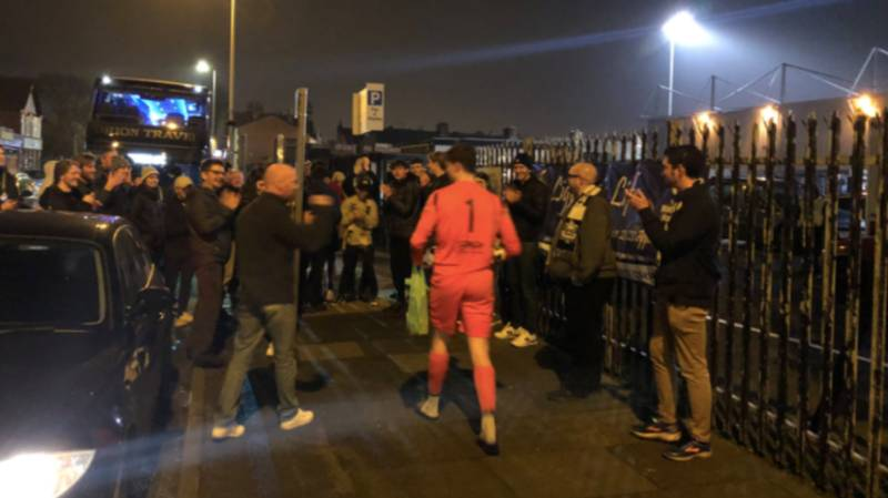 Marine Goalkeeper Nips To Local Co-Op For Drinks To Celebrate Reaching FA Cup Third Round
