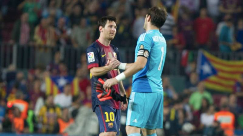 Lionel Messi Sends Classy Message To Iker Casillas After He Retires From Football