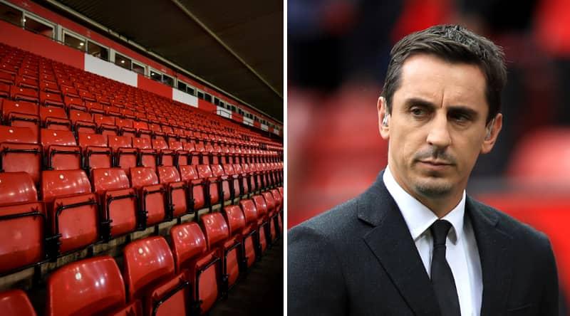 Gary Neville Points Out Flaw In Two Week Premier League Covid Break