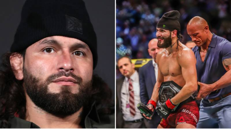 The Call Out That Transformed Jorge Masvidal's UFC Career