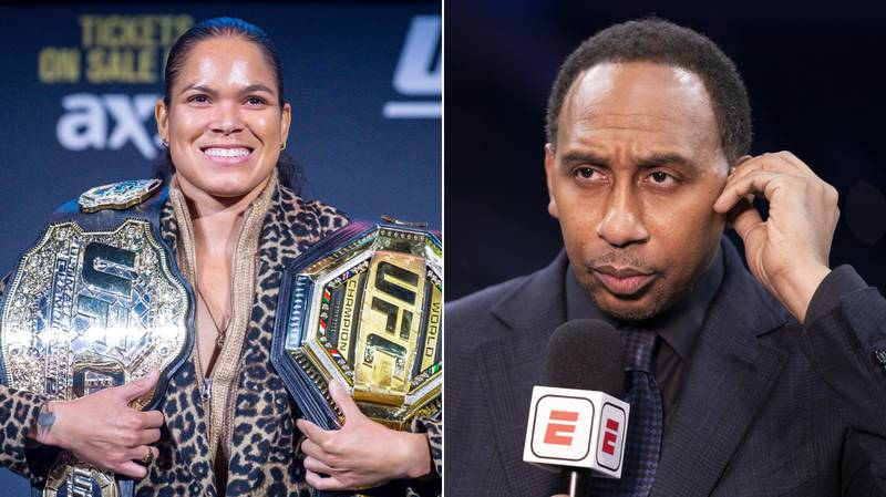 """Stephen A. Smith On Women In UFC: """"I Don't Want To See Women Fighting In The Octagon"""""""