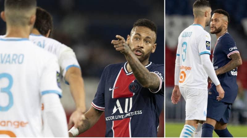 What Neymar Allegedly Told Alvaro Gonzalez During Explosive Bust-Up