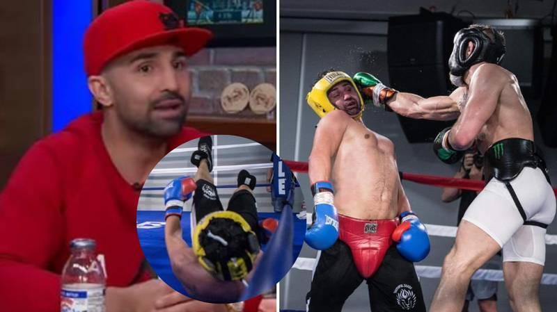 Paulie Malignaggi Claims Conor McGregor Doesn't Want To Fight Him