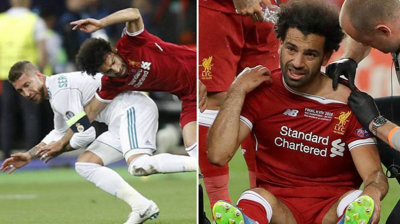 Russian Defender Says Sergio Ramos Has Shown How To Defend Against Mo Salah