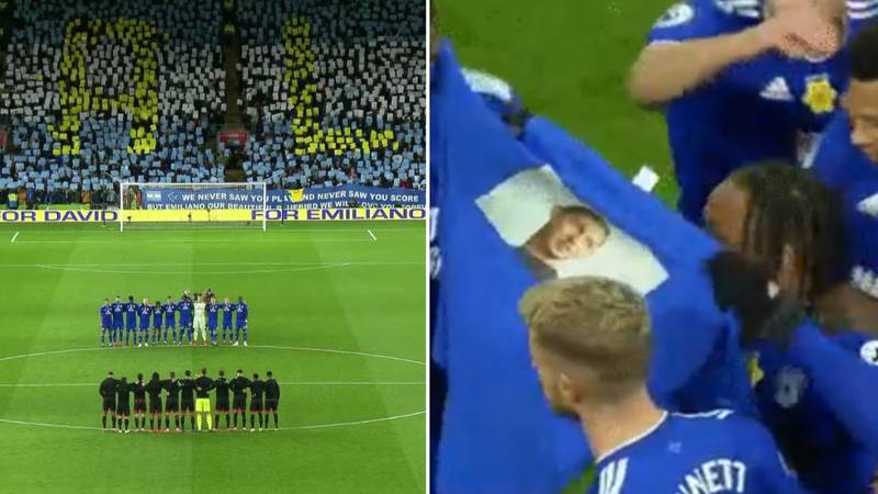 Bobby Reid Celebrates His Goal With A Tribute For Emiliano Sala In Touching Gesture