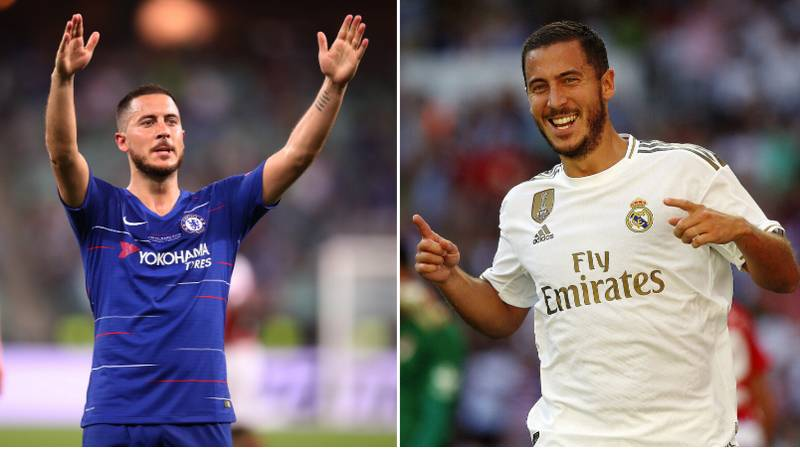 Chelsea Set To Receive Huge Bonus After Eden Hazard Wins La Liga With Real Madrid