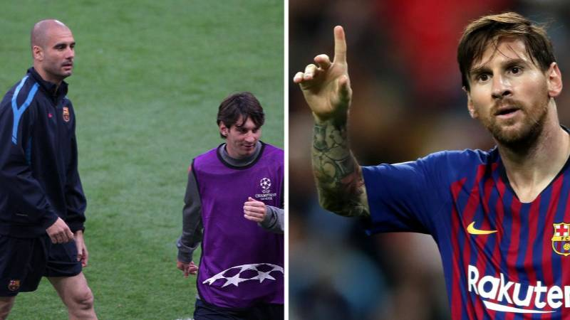Lionel Messi Reportedly 'Agrees Five-Year Contract To Play For Two Clubs'
