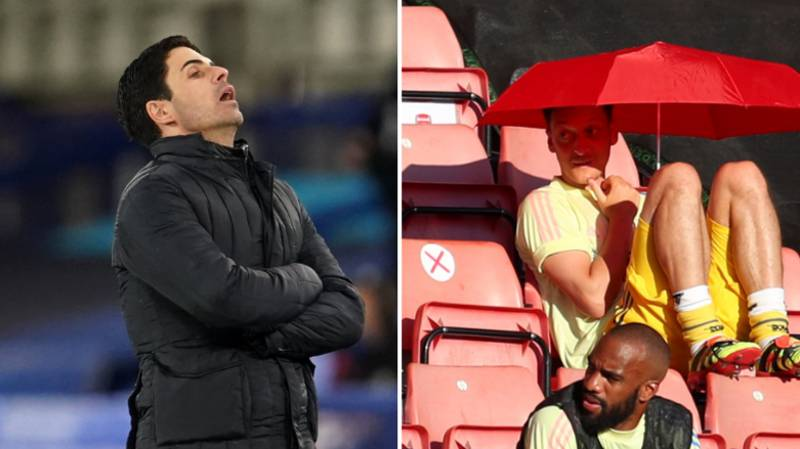 Arsenal Have 'Already Planned' For Relegation From The Premier League
