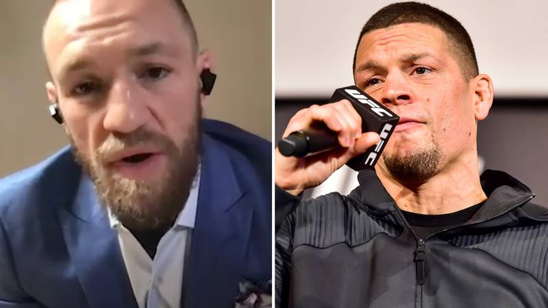 Conor McGregor Reveals Fight Plans Post-UFC 257 As He Calls Out Nate Diaz For Trilogy Fight