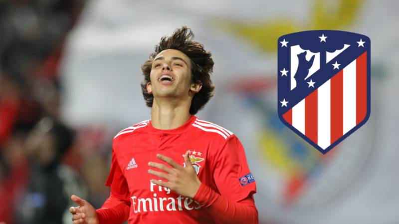 Joao Felix Will Have A €350 Million Release Clause In His Atletico Madrid Contract