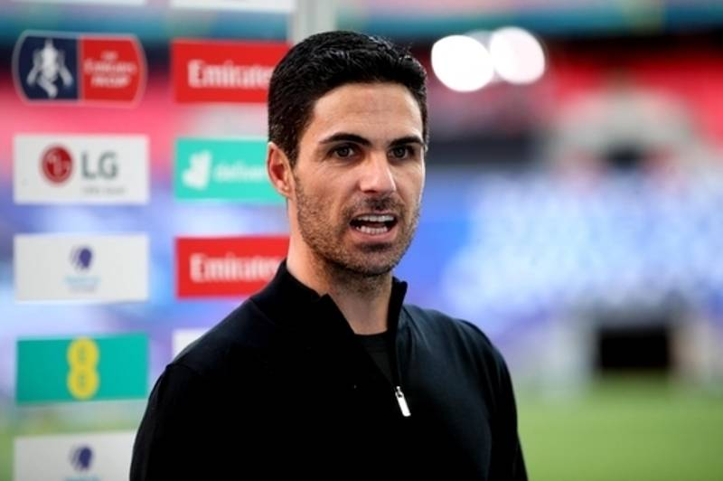 Mikel Arteta Demands Arsenal Overhaul With 10 Players Put On Transfer List