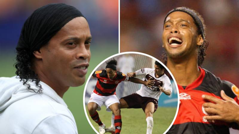 Ronaldinho Once Had The Most Bizarre Clause Accepted Into His Flamengo Contract