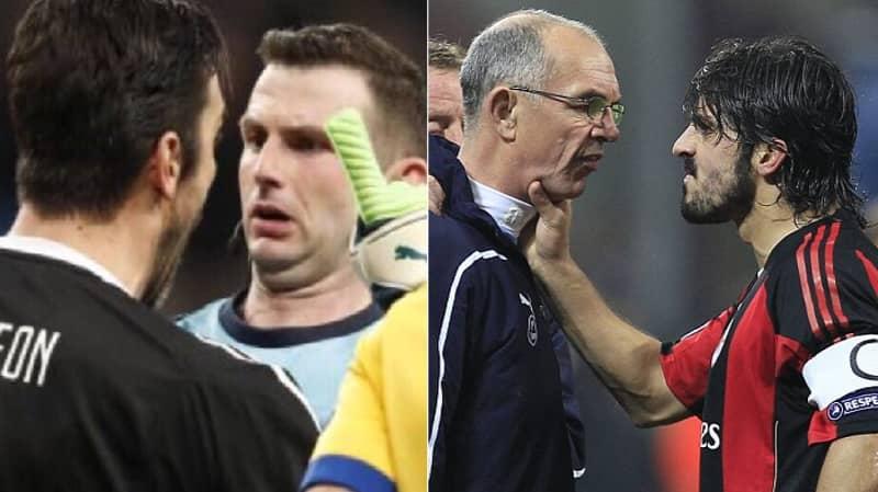 Reporter Asks Gattuso About Buffon Incident, He Responds Brilliantly