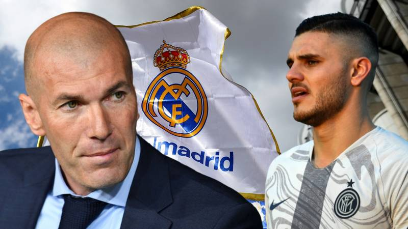 Real Madrid Have Started Negotiations Over A Move For Mauro Icardi