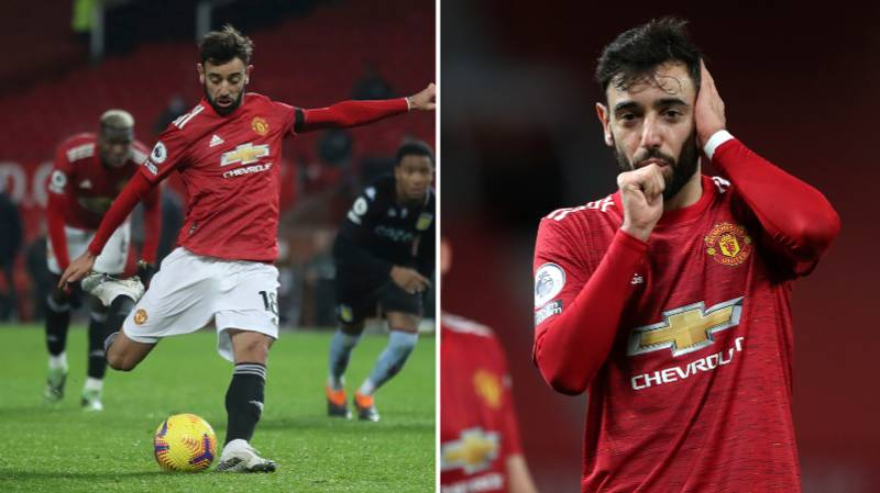 Manchester United Top The Premier League Table Since Bruno Fernandes Joined