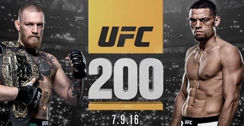 UFC 200 Has A New Main Event