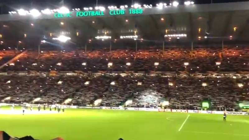 Celtic Fans Singing 'You'll Never Walk Alone' Will Give You Goosebumps