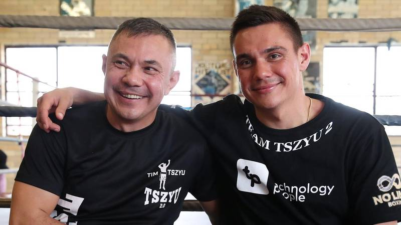 Tim Tszyu's Three-Word Message To Father Kostya After Knockout Win