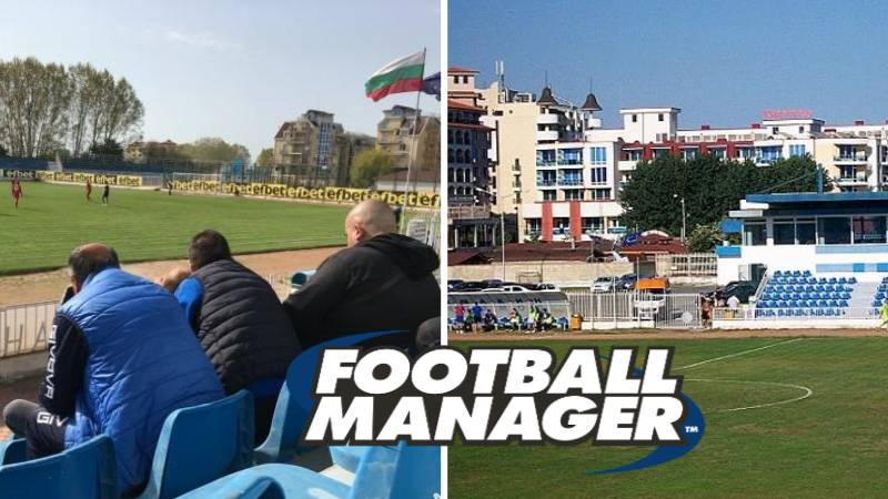 Football Manager Fan Persuades Wife To Honeymoon In Bulgaria So He Can Visit Second Division Team He Was Managing