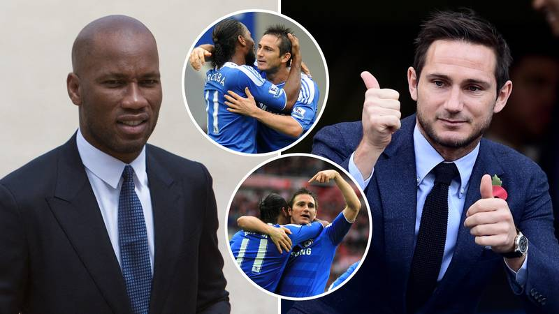 Frank Lampard Is 'Plotting A Sensational Return For Chelsea Legend Didier Drogba' In His Coaching Staff