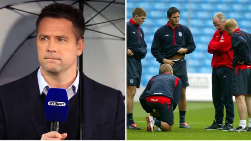 Michael Owen Answers The Lampard, Gerrard and Scholes Debate