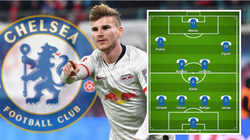 Chelsea's Potential Starting XI For Next Season Could Challenge For 2020/21 Premier League Title