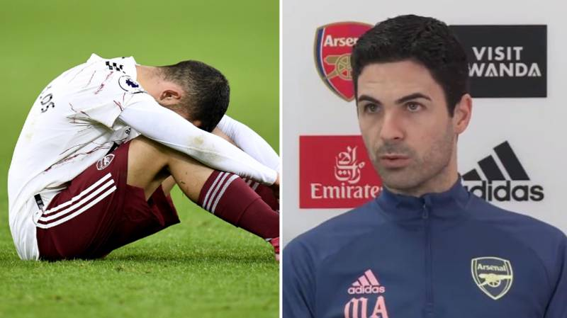 Mikel Arteta Give Bizarre Explanation About Recent Arsenal Results