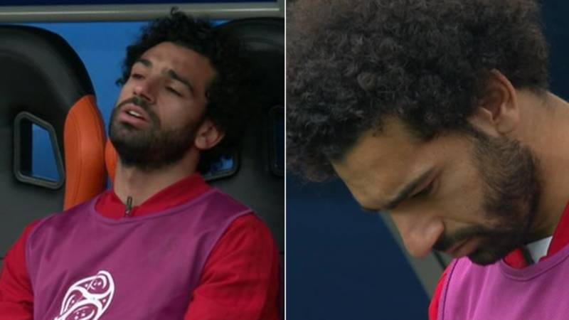 Mohamed Salah Close To Tears After Uruguay's 89th Minute Winner