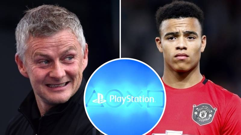 PlayStation Send Hilarious Message To Mason Greenwood After Ole Gunnar Solskjaer's Latest Comments