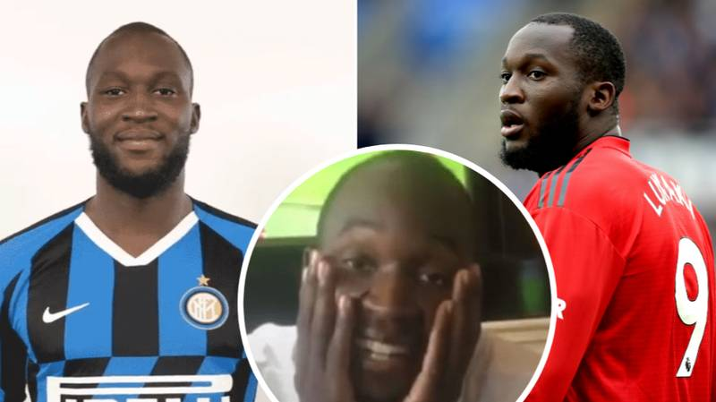 Romelu Lukaku Takes A Dig At Manchester United With Inter Milan Training Comparison