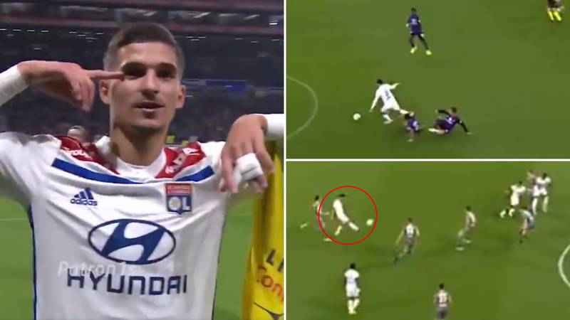 Sensational Houssem Aouar Compilation Shows Exactly Why He Is Arsenal's Dream Signing