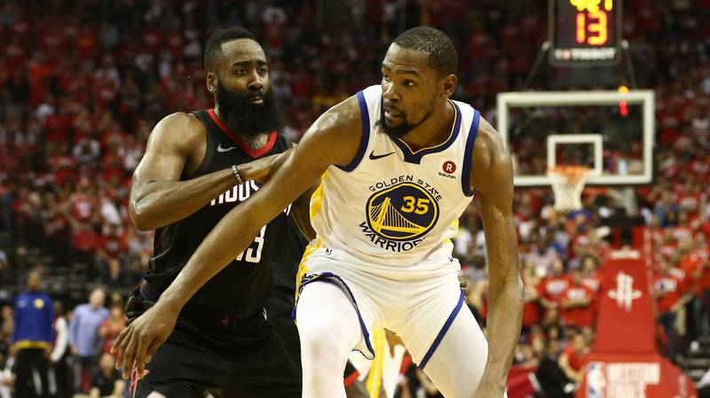 Fairytale Reunion On The Cards If This Latest James Harden Rumour Comes True
