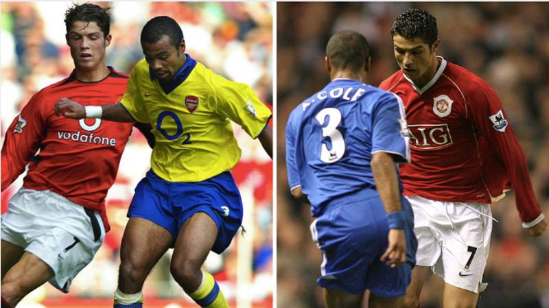 Cristiano Ronaldo Named Ashley Cole As The Toughest Opponent He's Ever Faced