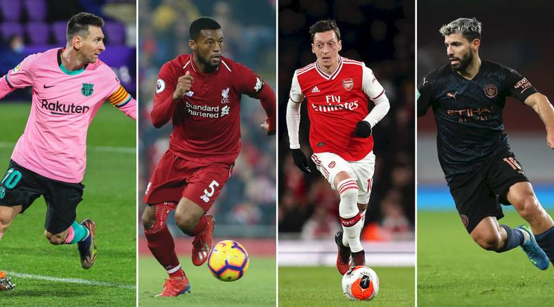 The 2021 Free Transfers XI Is Possibly The Best One Ever