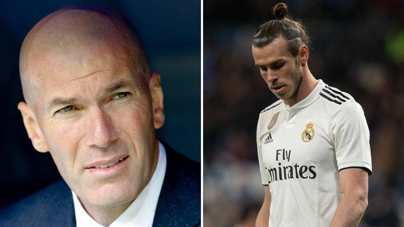 Real Madrid Fans Boo Gareth Bale In The First Three Minutes Against Eibar