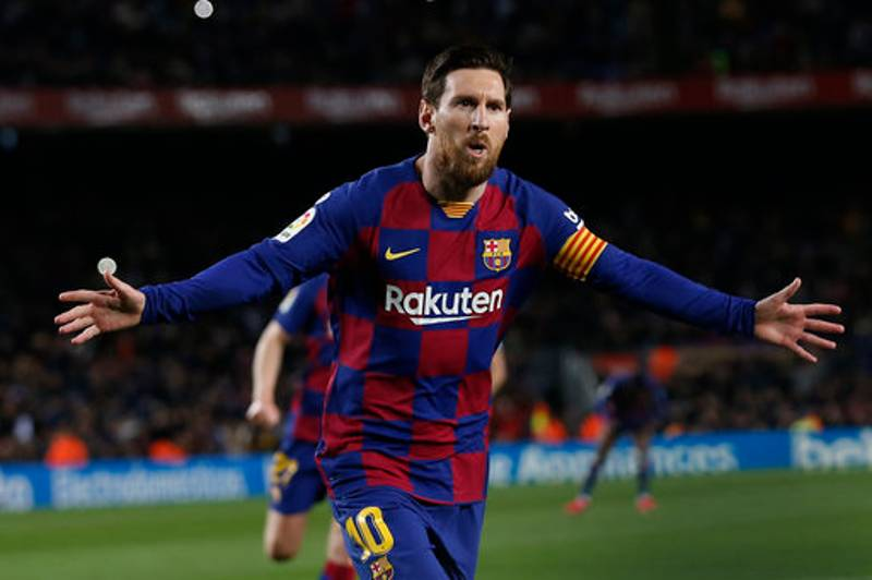 Lionel Messi Risks Ban By FIFA Over Barcelona Transfer Dispute